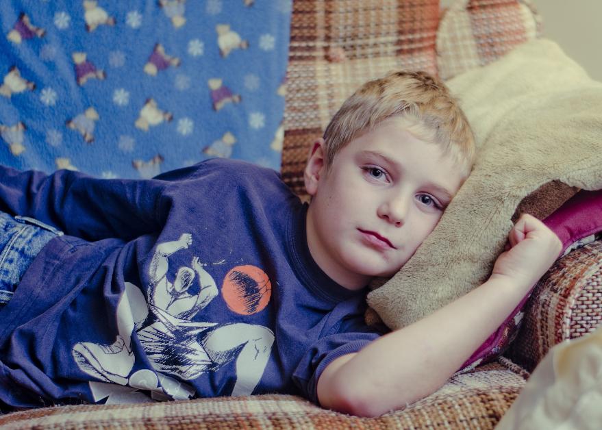 बचपन के रोग: जैसे खसरा, कण्ठमाला का रोग इत्यादि