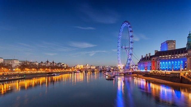 ग्रेट-ब्रिटेन - लंदन
