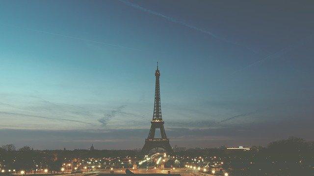 फ्रांस - पेरिस rajdhani