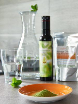Moringa oleifera medicinal use